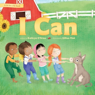I Can  -     By: Kathryn O'Brien