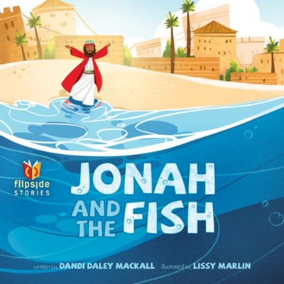 Jonah and the Fish  -     By: Dandi Daley Mackall     Illustrated By: Lissy Marlin
