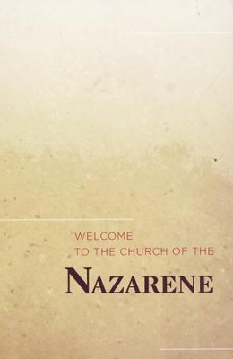 Welcome to the Church of the Nazarene  -