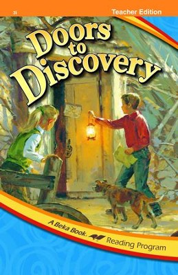 Abeka Doors to Discovery Teacher Edition   -