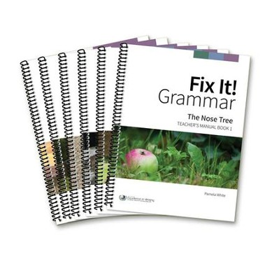 Fix It! Grammar Complete Teacher Manual Package   -     By: Pamela White