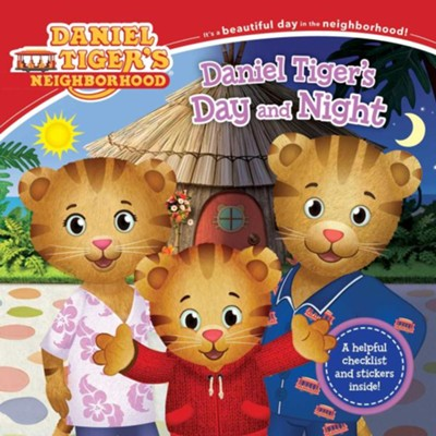 Daniel Tiger's Day and Night  -     By: Alexandra Cassel