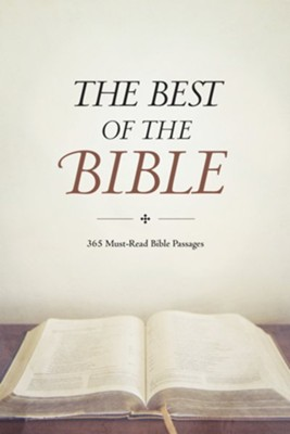 The Best of the Bible  -