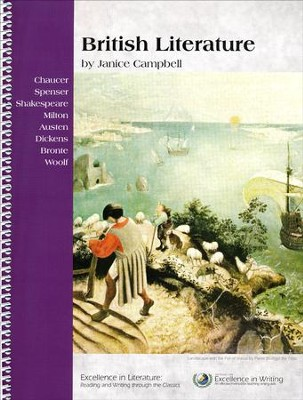 Excellence in Literature: British Literature (3rd Edition)  -     By: Janice Campbell