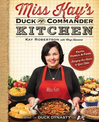 Miss Kay's Cookbook - eBook  -     By: Kay Robertson