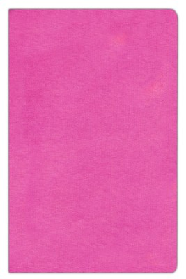 NIV Sleek and Chic Collection Bible, Flexcover, Posh Pink  -