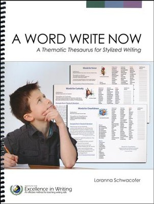 A Word Write Now (3rd Edition)   -     By: Loranna Schwacofer