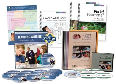 Deluxe Combo Teacher/Student Writing Package, Level A (2nd  Edition)  -