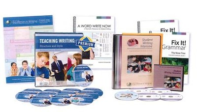 Deluxe Combo Teacher/Student Writing Package Level C (2nd Edition with Fix-It Books 3 & 4)  -