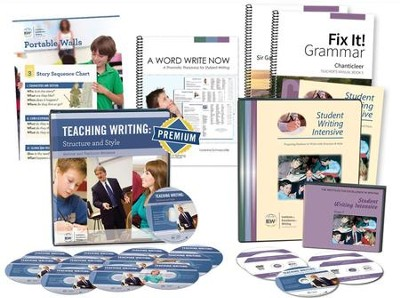Deluxe Combo Teacher/Student Writing Package Level C (2nd Edition with Fix-It Books 5 & 6)  -