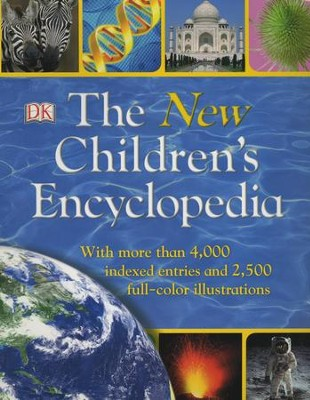 The New Children's Encyclopedia  -