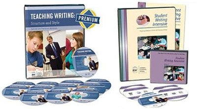 Teaching Writing/Student Writing Value Package, Level C (2nd  Edition)  -     By: Andrew Pudewa, Jill Pike