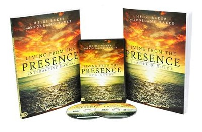 Living from the Presence Curriculum: Principles for Walking in the Overflow of God's Supernatural Power  -     By: Heidi Baker