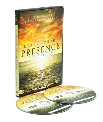 Living from the Presence DVD Study: Principles for Walking in the Overflow of God's Supernatural Power  -     By: Heidi Baker