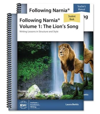 Following Narnia Volume 1: The Lion's Song--Teacher/ Student Combo  -     By: Laura Bettis