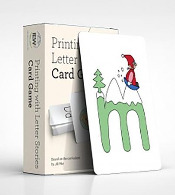 Printing with Letter Stories Card Game   -     By: Jill Pike