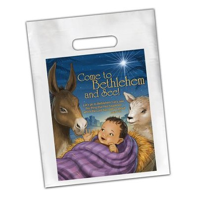 Come to Bethlehem and See Goodie Bags  -