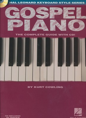 Gospel Piano [With CD]  -     By: Kurt Cowling
