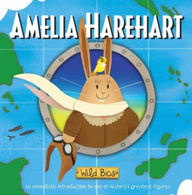 Wild Bios: Amelia Harehart  -     By: Courtney Acampora, Maggie Fischer     Illustrated By: Bonnie Pang
