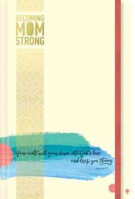Becoming MomStrong Journal  -     By: Heidi St. John