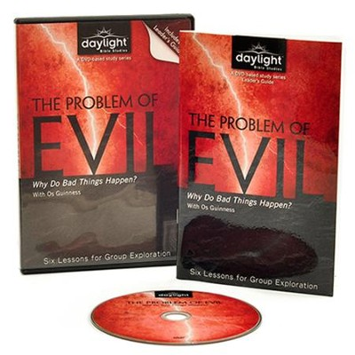 The Problem of Evil: Why Do Bad Things Happen, DVD with Leader's Guide  -     By: Os Guiness