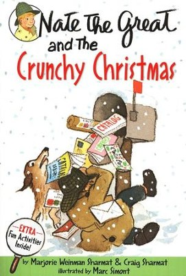 Nate the Great and the Crunchy Christmas   -     By: Marjorie Weinman Sharmat