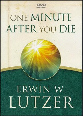 One Minute After You Die DVD, repackaged  -     By: Erwin W. Lutzer