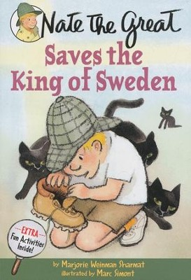 Nate the Great Saves the King of Sweden  -     By: Marjorie Weinman Sharmat