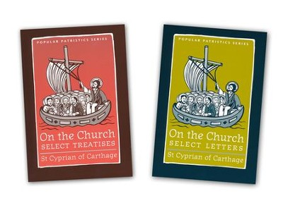 On the Church, 2 Volumes (Popular Patristics Series)   -     Edited By: Allen Brent     By: Saint Cyprian