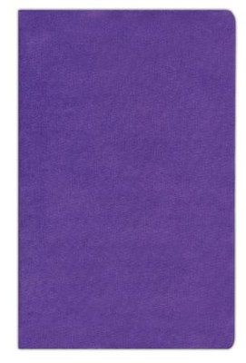 NIV Sleek and Chic Collection Bible, Flexcover, Sweet Violetta  -