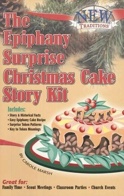 Epiphany Surprise Christmas Cake, Grades K-6  -     By: Carole Marsh