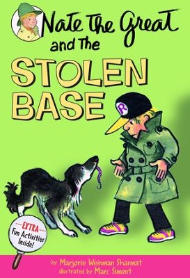 Nate the Great and the Stolen Base - eBook  -     By: Marjorie Weinman Sharmat