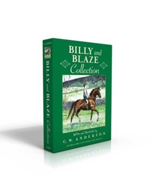 Billy and Blaze Collection, 9 Volume Boxed Set  -     By: C.W. Anderson