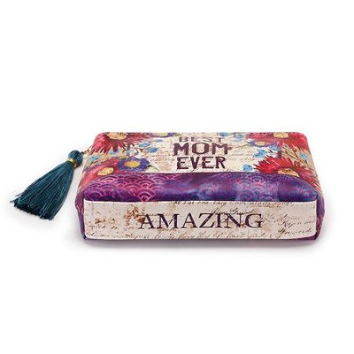 Best Mom Ever, Amazing Cosmetic Pouch  -     By: Christine Adolph