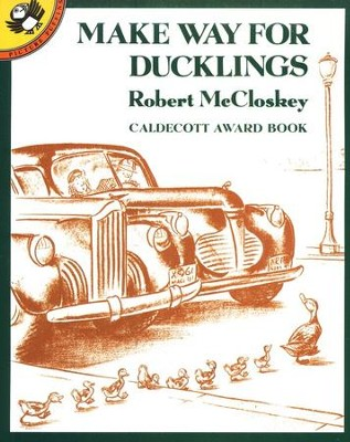 Make Way for Ducklings  -     By: Robert McCloskey