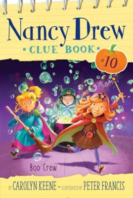 Boo Crew #10  -     By: Carolyn Keene