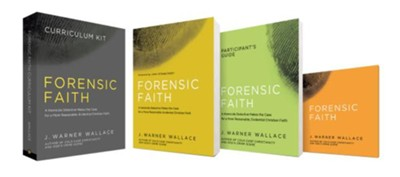 Forensic Faith Curriculum Kit  -     By: J. Warner Wallace