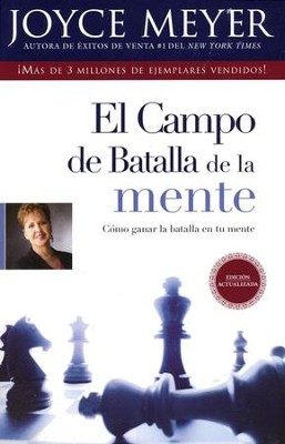 El Campo de Batalla de la Mente, The Battlefield of the Mind   -     By: Joyce Meyer