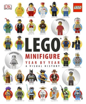 LEGO Minifigure Year by Year: A Visual History  -     By: Gregory Farshtey, Daniel Lipkowitz
