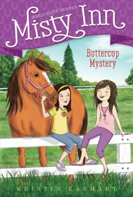 #2: Buttercup Mystery  -     By: Kristin Earhart     Illustrated By: Serena Geddes