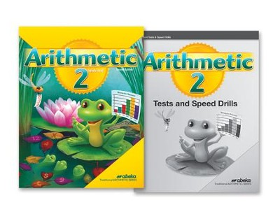 Grade 2 Homeschool Child Arithmetic Kit, Second Edition Edition)  -