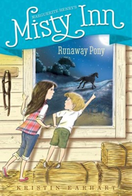 #3: Runaway Pony  -     By: Kristin Earhart     Illustrated By: Serena Geddes