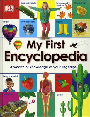 My First Encyclopedia  -