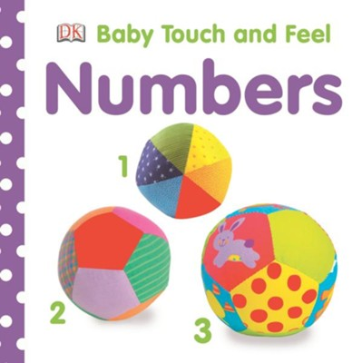 Baby Touch and Feel: Numbers  -