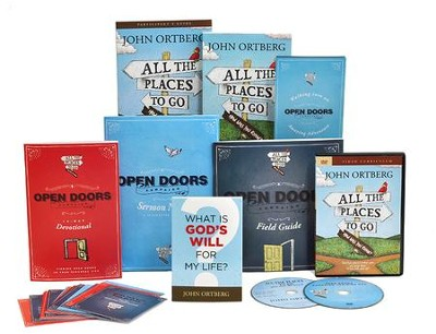 Open Doors DVD Church Campaign Kit   -     By: John Ortberg