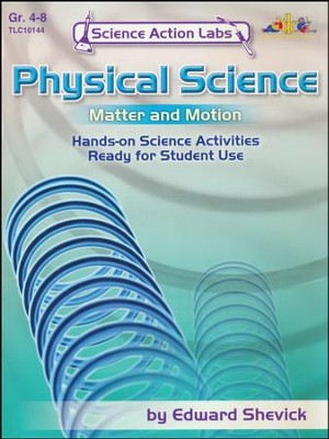 Physical Science   -     By: Edward Shevick