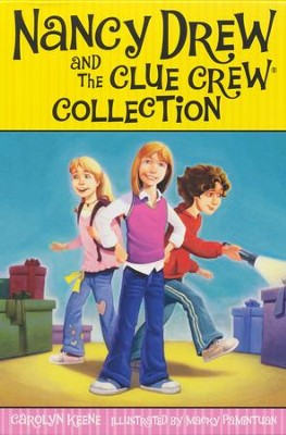 The Nancy Drew and the Clue Crew Collection              -     By: Carolyn Keene     Illustrated By: Macky Pamintuan