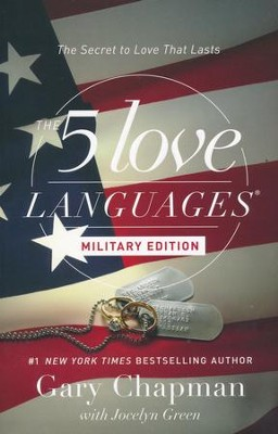 The 5 Love Languages, Military Edition   -     By: Gary Chapman, Jocelyn Green
