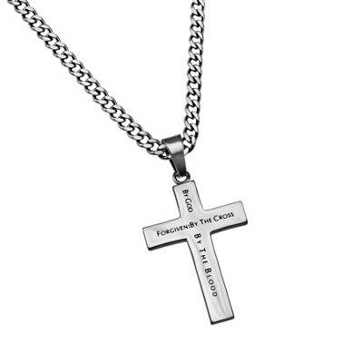 Forgiven Truth Cross Necklace  -
