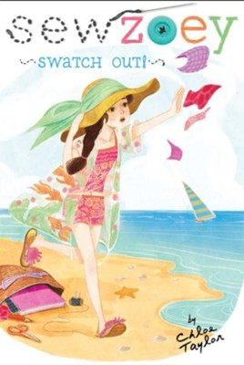 Swatch Out!  -     By: Chloe Taylor     Illustrated By: Nancy Zhang